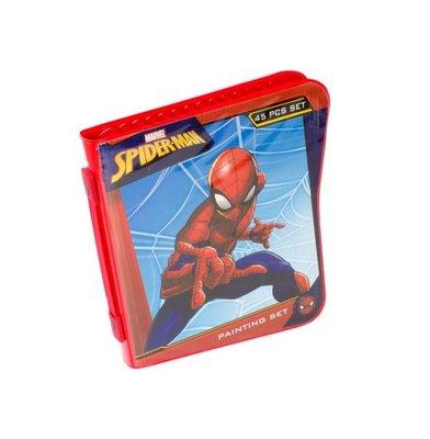 Spiderman Sm-4340 Boyama Seti