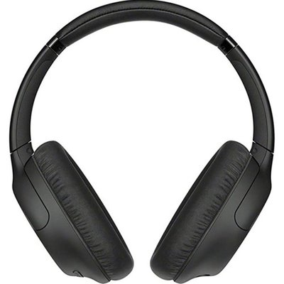 Sony WHCH710B.CE7 Kulak Üstü Kablosuz Kulaklık - Siyah