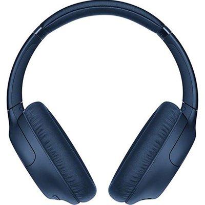 Sony WHCH710L.CE7 Kulak Üstü Kablosuz Kulaklık - Mavi