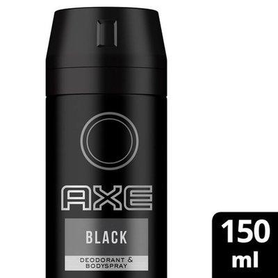 Axe Black Deo Body Spray 150 Ml