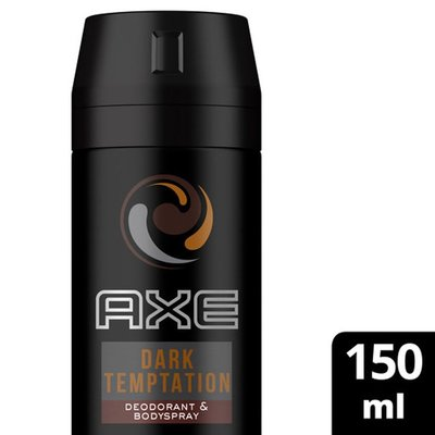 Axe Dark Temptation Deo Body Spray 150 Ml