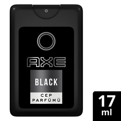 Axe Cep Parfumu Black. 17Ml
