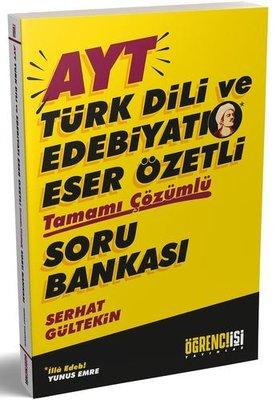 Öğrenci İşi Yayınlar AYT Edebiyat Eser İçerikli Soru Bankası