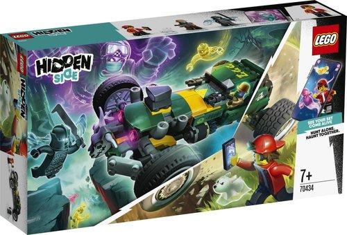 Lego Hidden Side Doğaüstü Yarış Arabası 70434