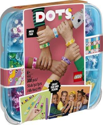 Lego Dots Mega Bileklik Paketi 41913