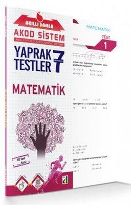 7.Sınıf AKOD Sistem Matematik Yaprak Testler