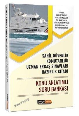 Kariyer Meslek Sahil Güvenlik Komutanlığı Uzman Erbaş Sınavları Konu Anlatımlı Soru Bankası