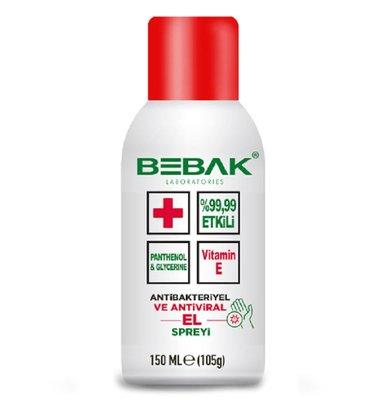 Bebak El Sprey 150 ml