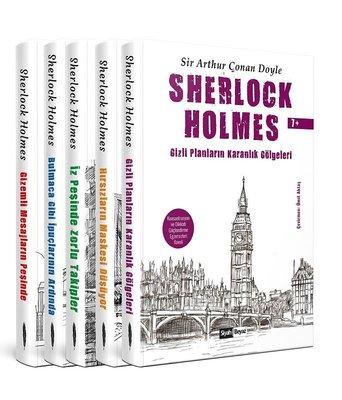 Çocuklar İçin Sherlock Holmes Seti - 5 Kitap Takım