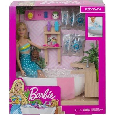 Barbie - Bebek Spa Günü Oyun Seti GJN32