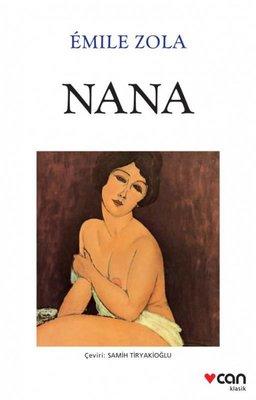 Nana - Beyaz Kapak