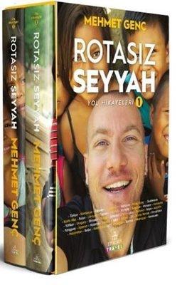 Rotasız Seyyah-Yol Hikayeleri Seti - 2 Kitap Takım
