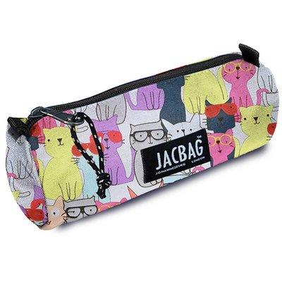 JacBag Jac-04 Siyah Kediler Çantası