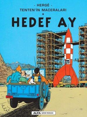 Hedef Ay - Herge Tenten'in Maceraları