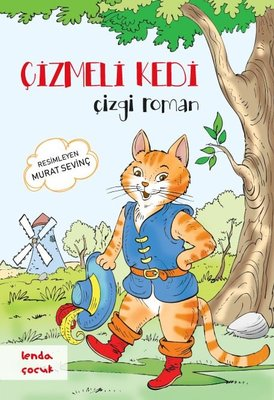 Çizmeli Kedi - Çizgili Roman