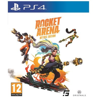 Rocket Arena Mythic Edition - PS4 Oyun