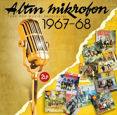 Altın Mikrofon 1967-68