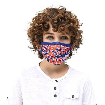 Tissum Robot Çocuk Yıkanabilir Filtreli Maske