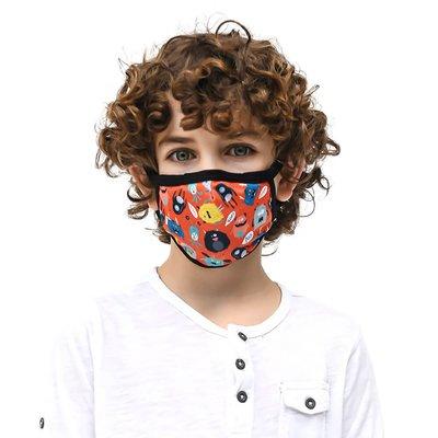 Tissum Monster Çocuk Yıkanabilir Filtreli Maske
