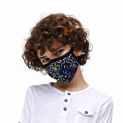 Tissum Happy Çocuk Yıkanabilir Filtreli Maske