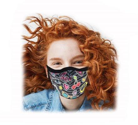 Tissum Cutie Çocuk Yıkanabilir Filtreli Maske