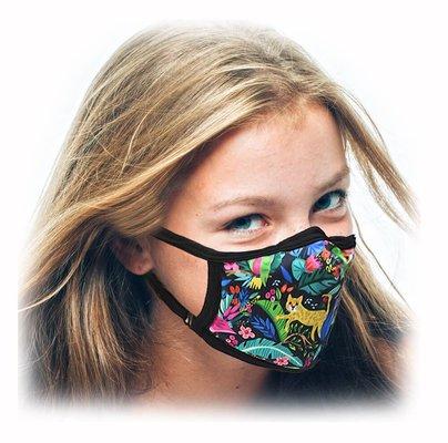 Tissum Animal Farm Çocuk Yıkanabilir Filtreli Maske