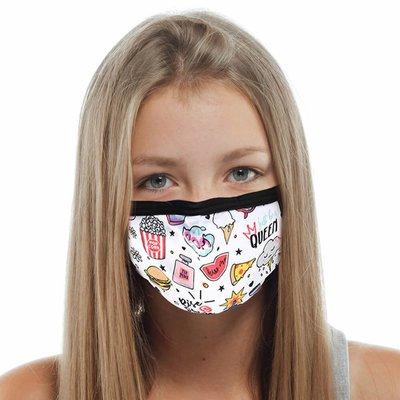 Tissum Pretty Çocuk Yıkanabilir Filtreli Maske
