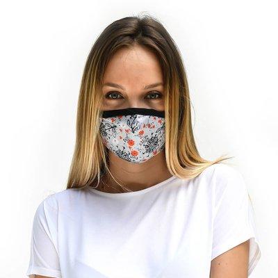 Tissum Japanese Flower Yetişkin Yıkanabilir Filtreli Maske