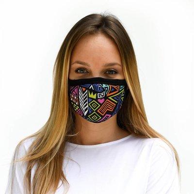 Tissum Indian Yetişkin Yıkanabilir Filtreli Maske