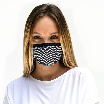 Tissum Fishbone Yetişkin Yıkanabilir Filtreli Maske