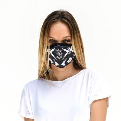 Tissum Ethnic Yetişkin Yıkanabilir Filtreli Maske