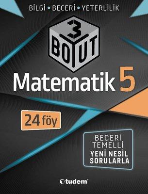 Yeni Matematik 5.Sınıf 3 Boyut
