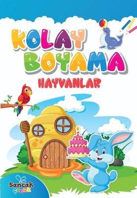 Kolay Boyama - Hayvanlar