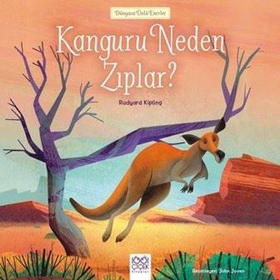 Kanguru Neden Zıplar? - Dünyaca Ünlü Eserler