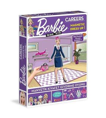DiyToy-Eğt.Oyn.Many.Barbie Careers