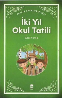 İki Yıl Okul Tatili - Klasik Eserler Dizisi