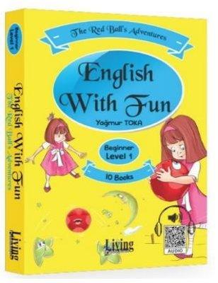 English With Fun Level 1 Seti 10 Kitap Takım