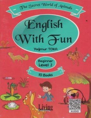 English With Fun Level 2 Seti 10 Kitap Takım