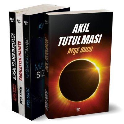 Ayşe Sucu Seti - 4 Kitap Takım