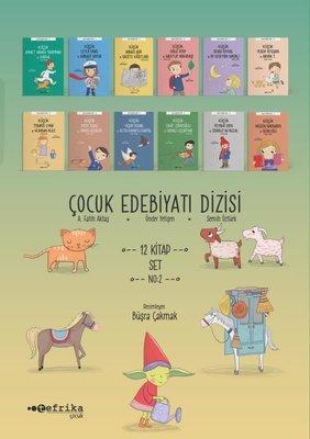 Çocuk Edebiyatı Seti 2 - 12 Kitap Takım