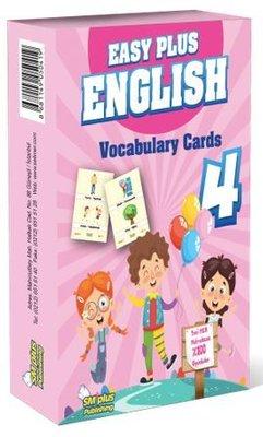 4. Sınıf Easy Plus English Kelime Kartları
