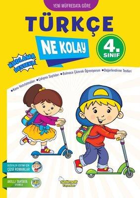 Türkçe Ne Kolay 4.Sınıf