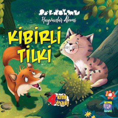 Kibirli Tilki - Hayvanlar Alemi Serisi 3