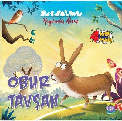 Obur Tavşan - Hayvanlar Alemi