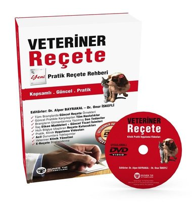 Veteriner Reçete - Yeni Pratik Reçete Rehberi