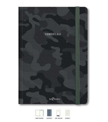 Le Color Camouflage 17x24 Ciltli