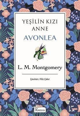 Yeşilin Kızı Anne Avonlea - Mor - Bez Ciltli
