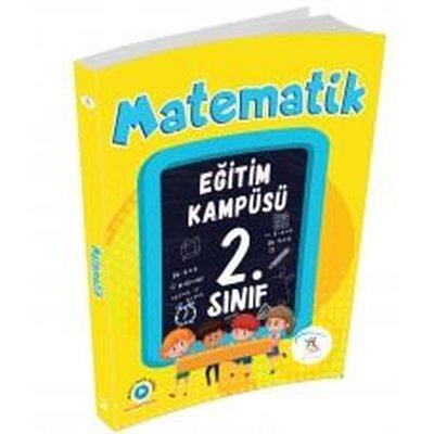 2.Sınıf Matematik Eğitim Kampüsü (Kazanım Ölçer Hediyeli)