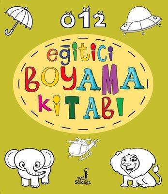 Eğitici Boyama Kitabı - 1