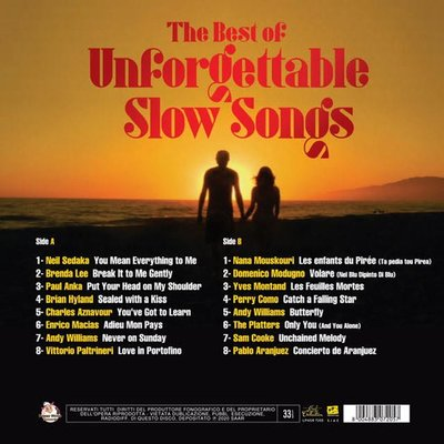 The Very Best Of Slow Songs